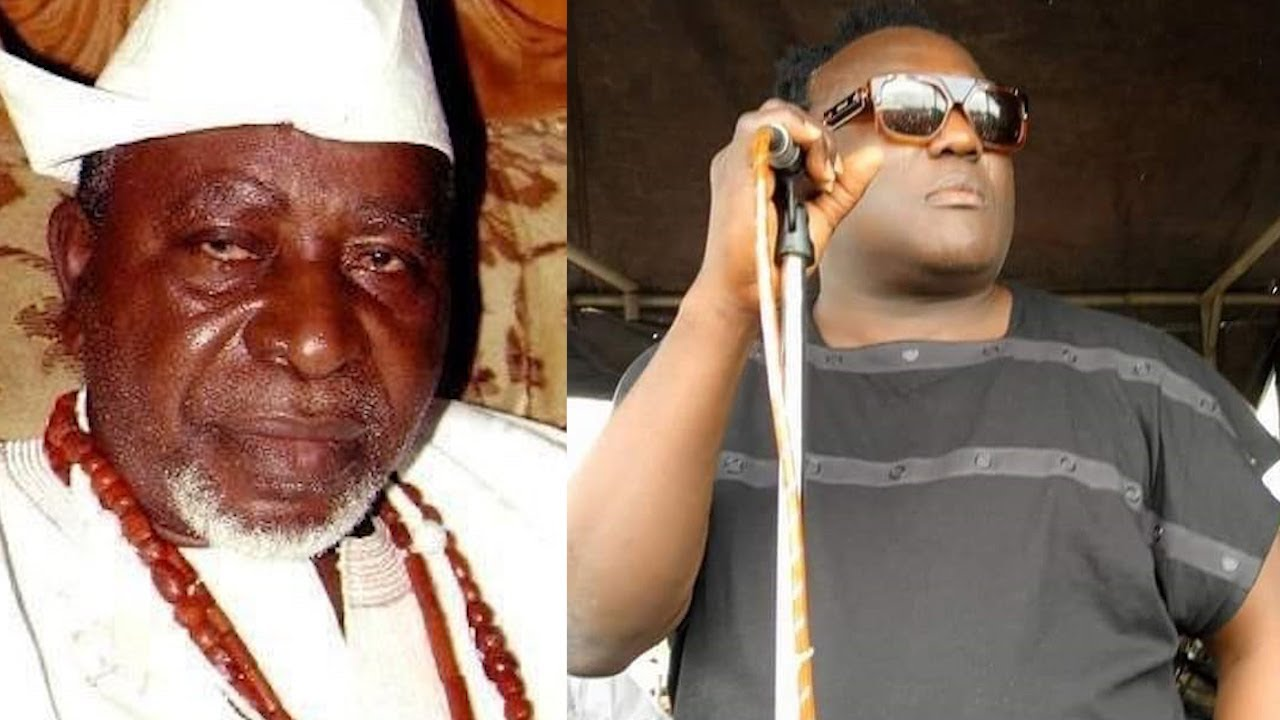 Download SEE HOW SAHEED OSUPA PERFORMED LIKE NEVER BEFORE AT THE BURIAL OF NOLLYWOOD STAR PA JIMOH ALIU