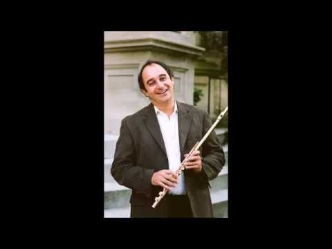 Paul-Agricole Génin - Fantasy on Themes from Rigoletto - Flute & Piano