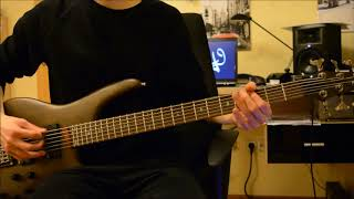 The Cranberries - Zombie (Bass Cover)