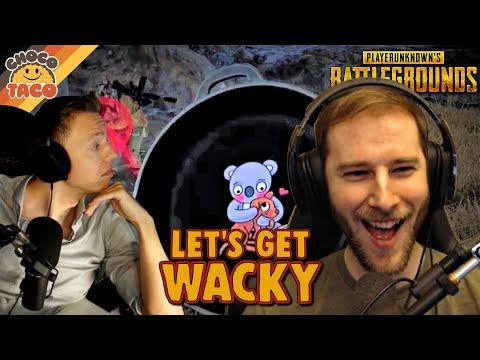 Things Get Wacky ft. WackyJacky - chocoTaco PUBG Duos Gameplay
