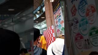 2017年5月3日池袋ヤマダ電機にて.