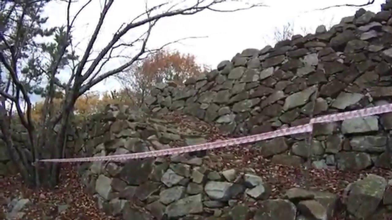 西生浦倭城本丸3 - YouTube