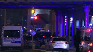 Suspect in Strasbourg shooting killed in gunfight with police