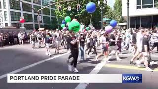 WATCH LIVE: Portland Pride Parade