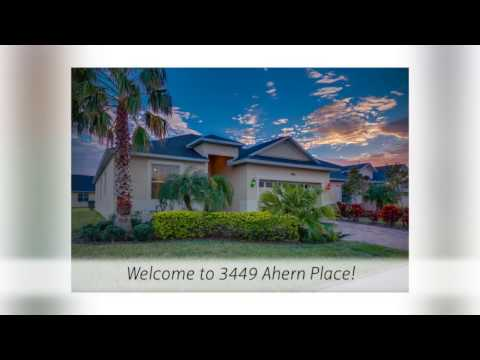3449 Ahern Place, Viera, Florida 32940