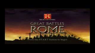 History Channel Great Battles of Rome - Part 1...Farmers
