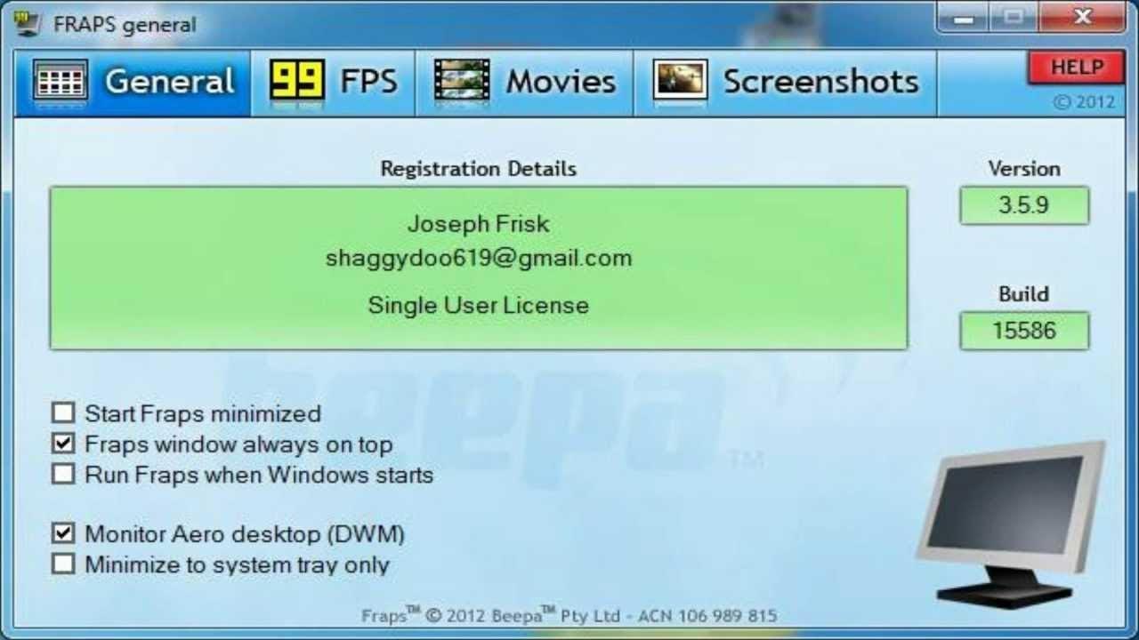 Fraps Download
