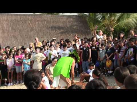 Opening Ceremony Kaloko-Honokohau NHP Childrens Festival 3