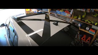 homepage tile video photo for 2018 VW GTI SE Ep.341: Experimenting with Roof Vinyl