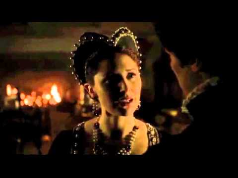Emma Hamilton as Anne Stanhope in The Tudors