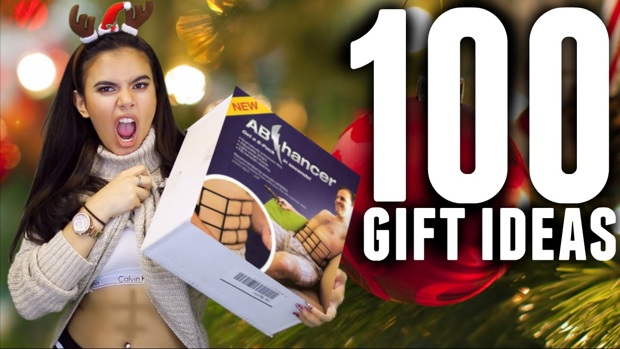 100 CHRISTMAS GIFT IDEAS FOR HIM- Boyfriend, Dad, Best Friend - YouTube