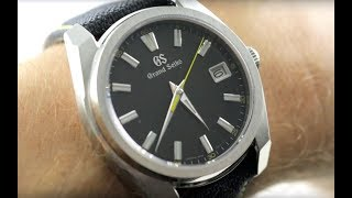 Grand Seiko 9F Sport SBGV243 Grand Seiko Watch Review