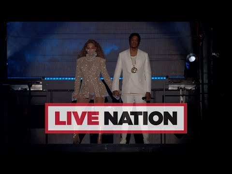 Jay-Z & Beyoncé Kick Off OTR II In Cardiff! | Live Nation UK