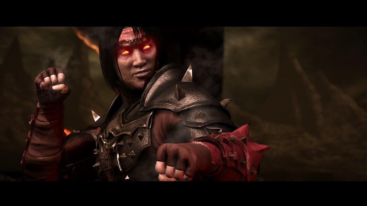 Mortal Kombat X Dark Emperor Liu Kang Gameplay - Mortal Kombat 10