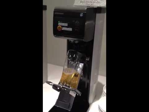 Best Asahi self-service dispenser