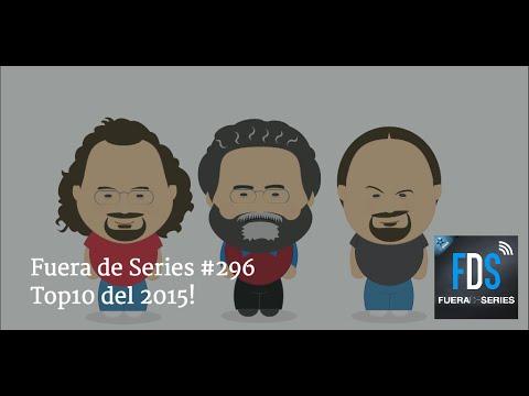 Fuera de Series Especial Top10! de Series de Televisión en el 2015