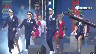 FIFA Fan Fest 2018. Шоу-Балет