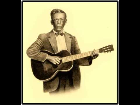 Poor Me by CHARLEY PATTON (1934) Delta Blues Guitar