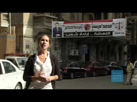 Egypt: Elections and Human Rights