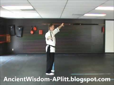 (1 of 26) Yang Tai Chi 13 Saber Form, Instruction Series: Intro (Yang Taijidao)