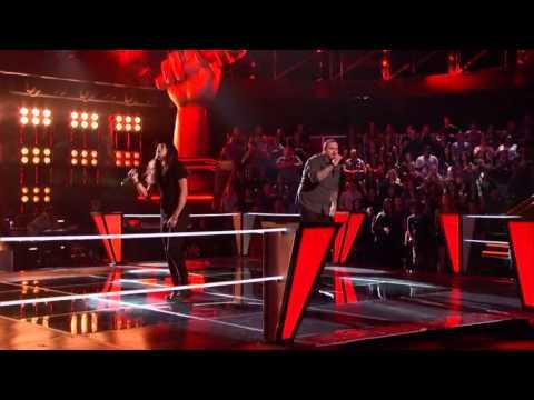 Video Clip Jonny Gray Vs Shawn Smith  Refugee  The Voice US Season 5)   The Voice Video chất lượng H