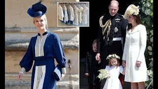 Kate Middleton news: The Duchess of Cambridgeattends friend's wedding with George and Charlotte