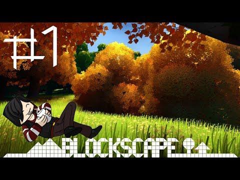 Let's Play - ep1 Blockscape - Magnifique.