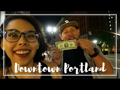 THINGS TO DO DOWNTOWN || PORTLAND, OREGON