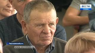 Фермеры Приморского края рассказали о своих трудностях Олегу Кожемяко
