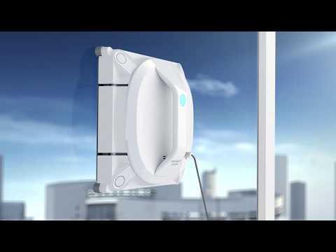 さらに便利になった充電式コードレスタイプの窓用ロボット掃除機WINBOT X(ウィンボット エックス)を発売