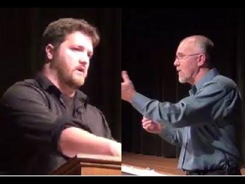 Deist vs Theist Debate on biblical morality