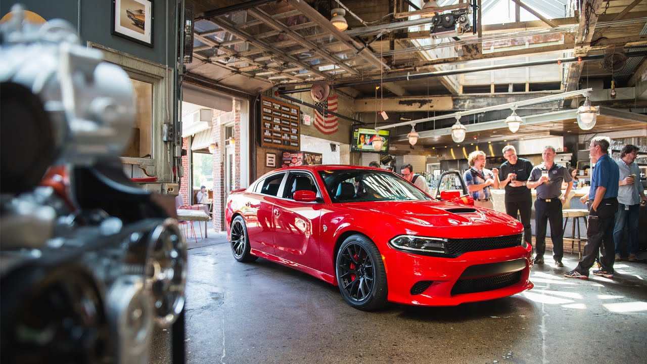 2015 Dodge Charger Srt Hellcat Exhaust Youtube