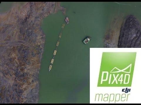 Pix4Dmapper (export point in autocad civil 3d)