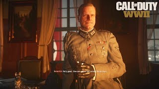 THE BEGINNING OF THE END. - CALL OF DUTY WW2 CAMPAIGN GAMEPLAY
