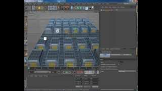 Урок по моделированию города в CINEMA 4D (Основа)