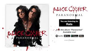 "Alice Cooper ""Rats"" Official Full Song Stream - Album ""Paranormal"" OUT NOW!"