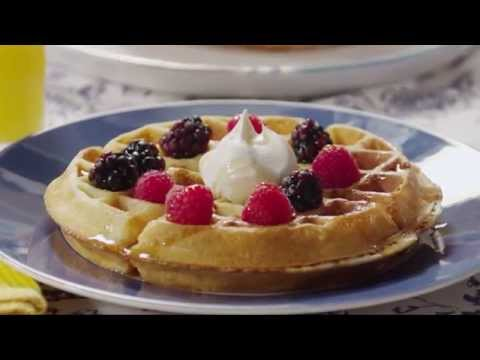 How to Make Belgian Waffles | Brunch Recipes | Allrecipes.com
