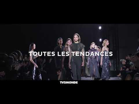 La Semaine de la Mode à Paris 2017 sur TV5MONDE