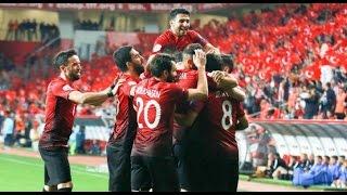 Türkiye - Finlandiya 2-0 Geniş Maç Özeti 24.03.2017