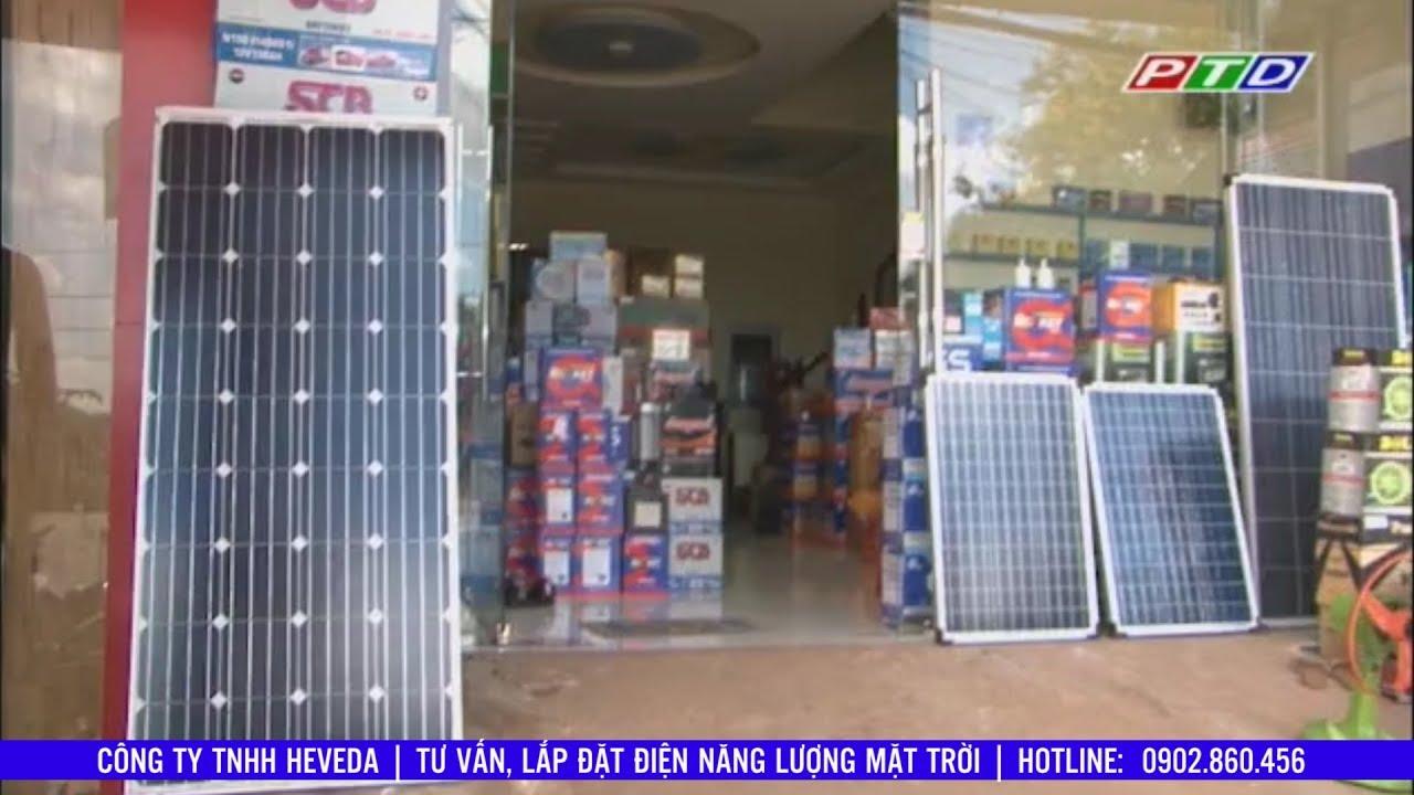 Người dân tỉnh Đăk Nông, từng bước tìm hiểu và sử dụng điện mặt trời