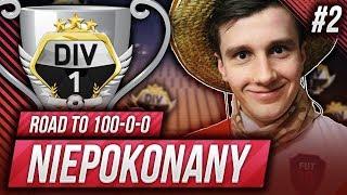 NIEPOKONANY #2 - DROGA DO 100-0-0 l CZY BĘDZIE CHALLENGE?! FIFA 18 ULTIMATE TEAM