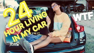 Baixar 24 HOURS LIVING IN MY CAR (WITH FAMILY) 🤦🏻♀️🤣