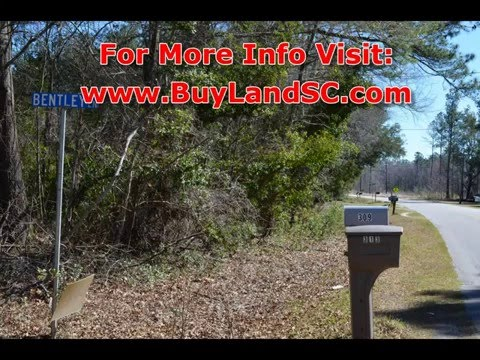 Berkeley County, Land for Sale