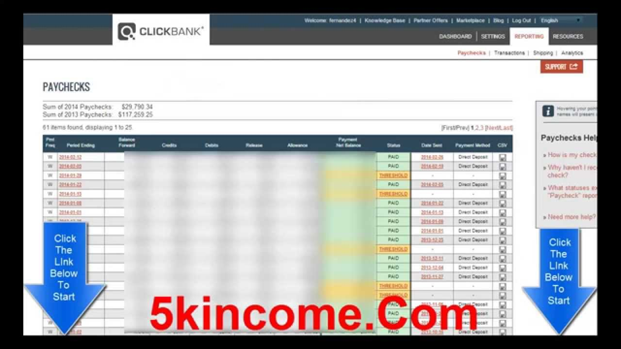 Making Money With Clickbankplete Steps For Beginners  How To Make  Money With Clickbank