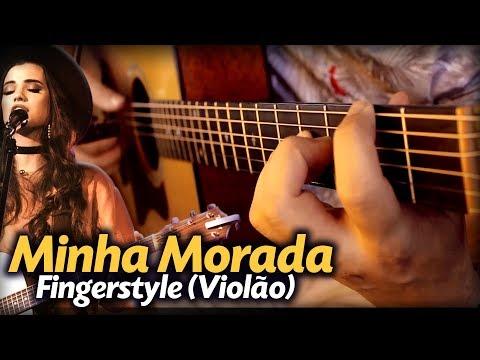 Isadora Pompeo - Minha Morada Violão SOLO Fingerstyle by Rafael Alves