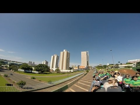 Campo Grande - MS  com City Tour