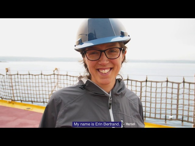 Erin Bertrand - Microbial Oceanographer
