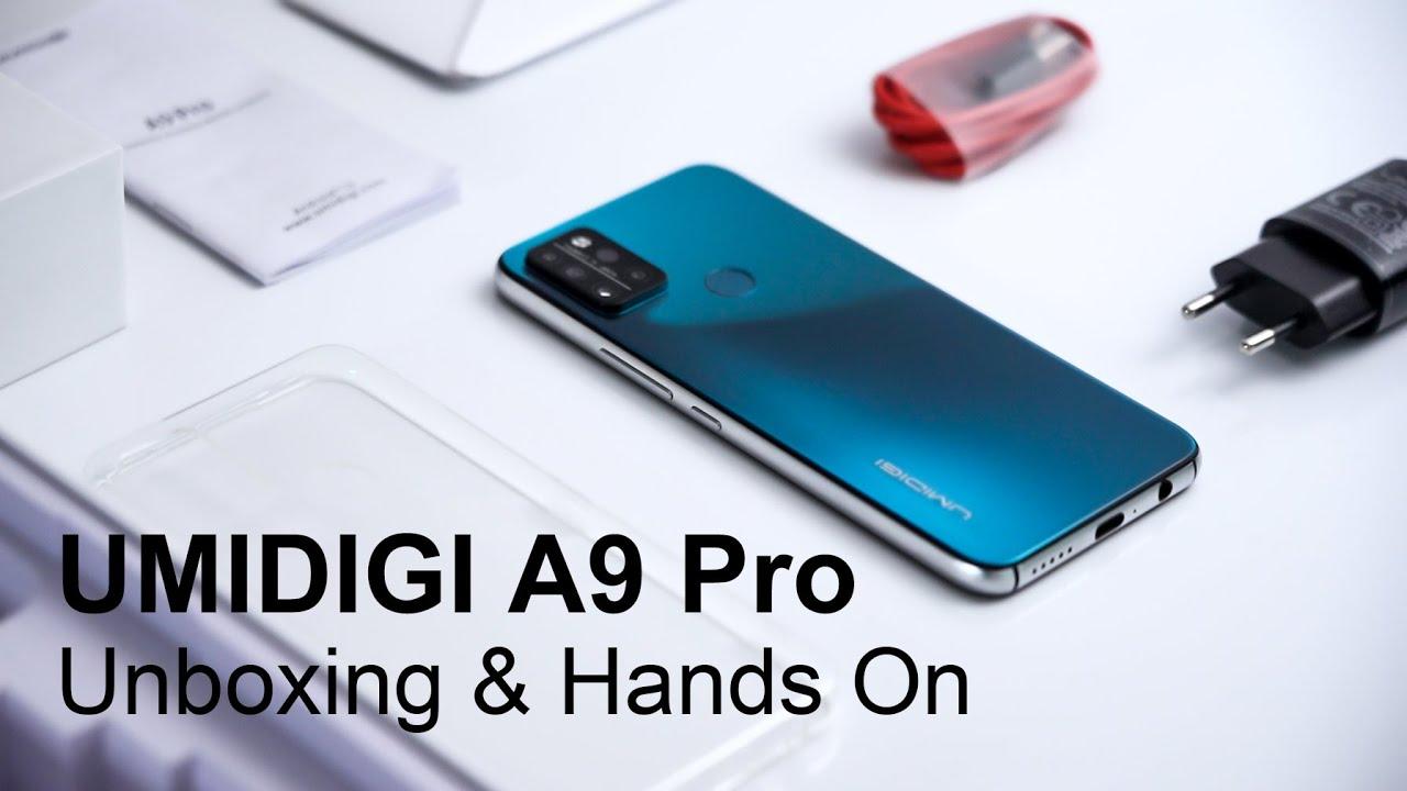 A9 pro umidigi