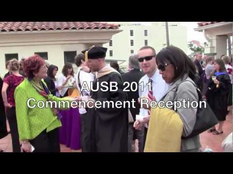 Antioch University Santa Barbara: Commencement Reception 2011