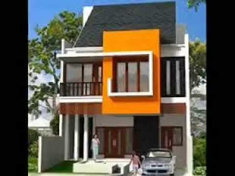 Rumah Minimalis Type 36 2 Lantai - Paling Favorit - YouTube